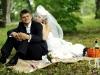 свадебная фотосессия с реквизитом